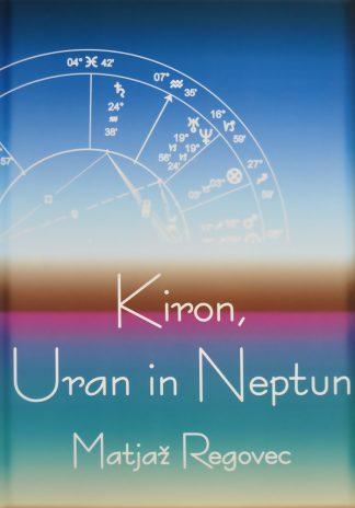 Kiron, Uran in Neptun